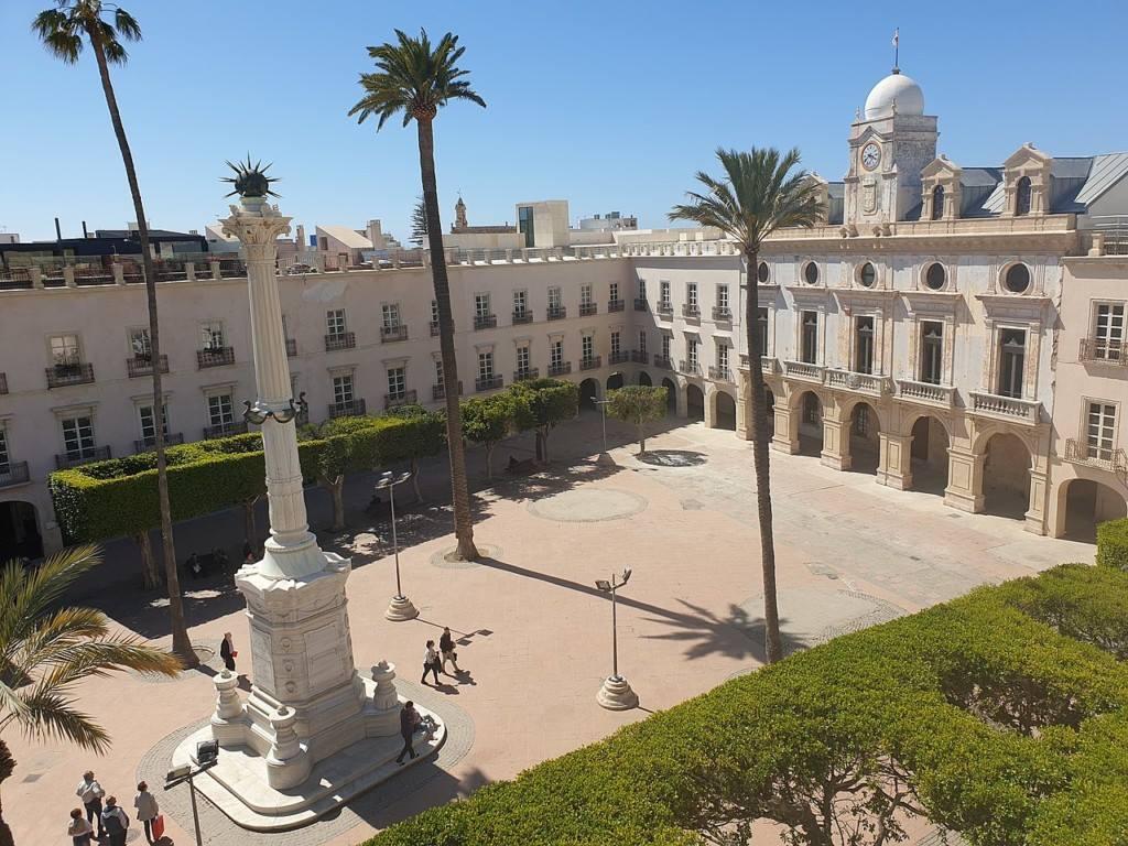 Imagen descriptiva de la promoción de plaza vieja de Almería