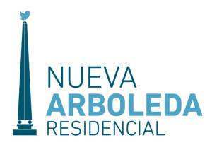 Logo promoción nueva arboleda residencial