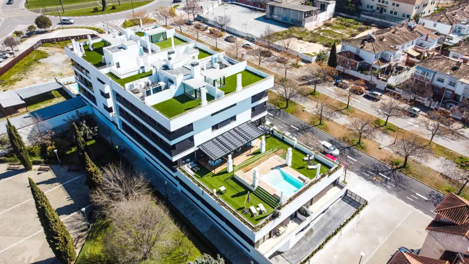 apartamentos tipo 'senior cohousing'